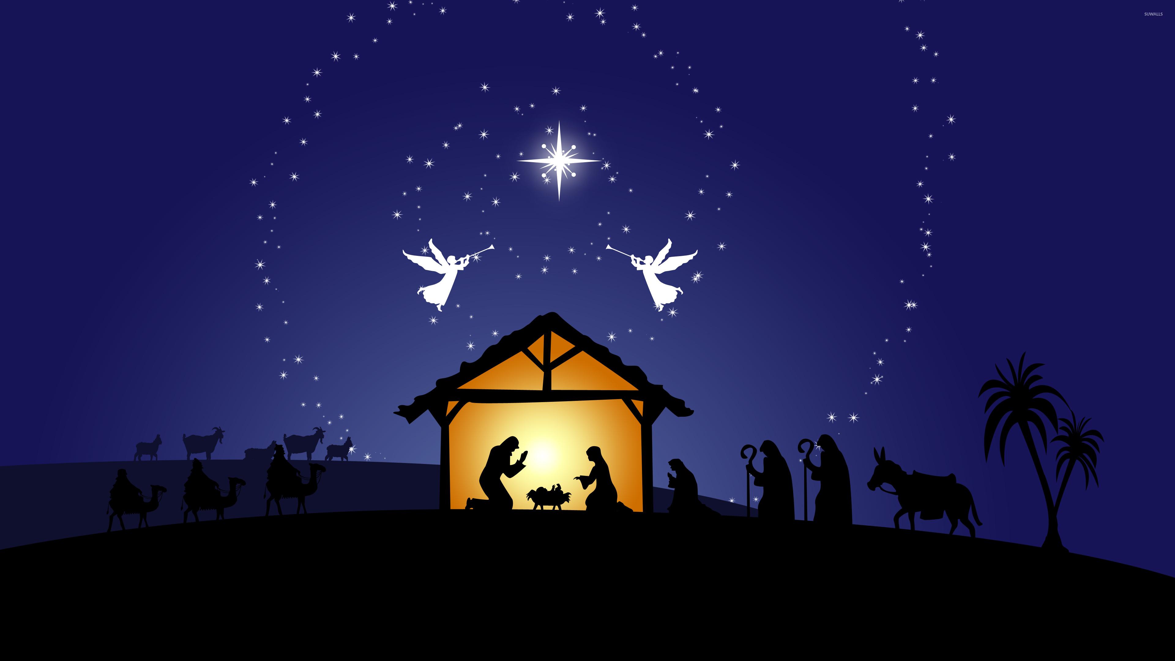 nativity-scene-50278-3840x2160